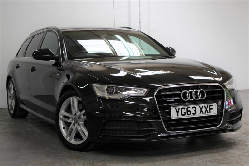 used Audi A6 Avant Tdi Quattro S Line [245] (TECH PACK, MMI SAT NAV+, GREAT SPEC !!) in west-byfleet-surrey