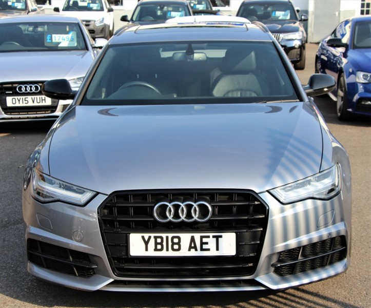 used Audi A6 Avant Tdi Black Edition Ultra [190] (FREE MAINLAND UK DELIVERY !!) in west-byfleet-surrey