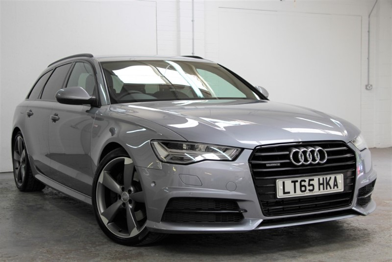 used Audi A6 Avant Tdi Quattro Black Edition [272] (TECH PACK, GREAT SPEC !!) !!) in west-byfleet-surrey