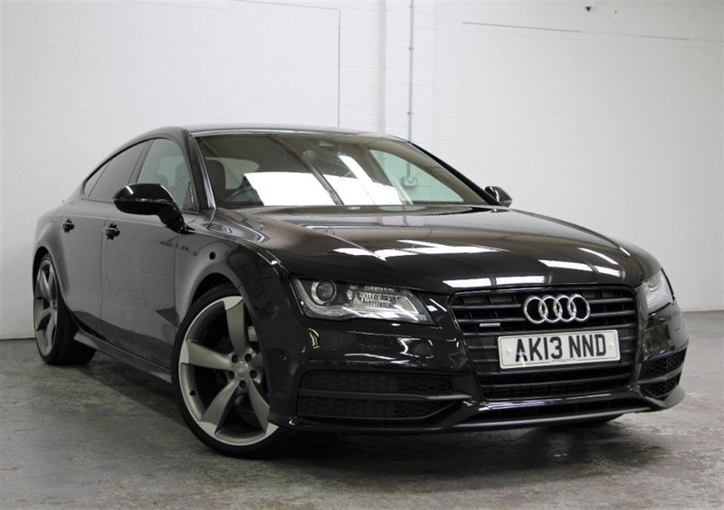 used Audi A7 Tdi Quattro Black Edition Plus [245] (TECH PACK !! HUGE SPEC !!) in west-byfleet-surrey