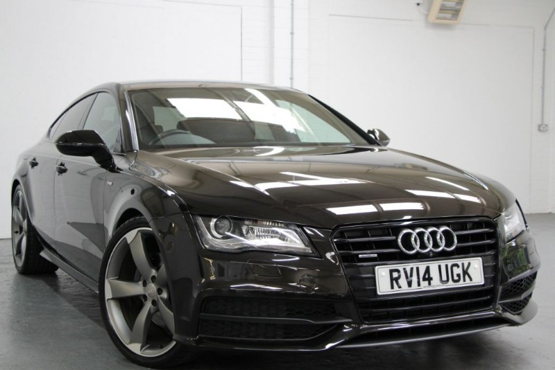 used Audi A7 Tdi Quattro S Line Black Edition [245] (BEST YOU WILL SEE !!) in west-byfleet-surrey