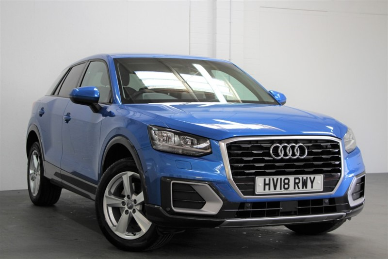 used Audi Q2 T FSi Sport [150] (FREE MAINLAND UK DELIVERY !!) in west-byfleet-surrey