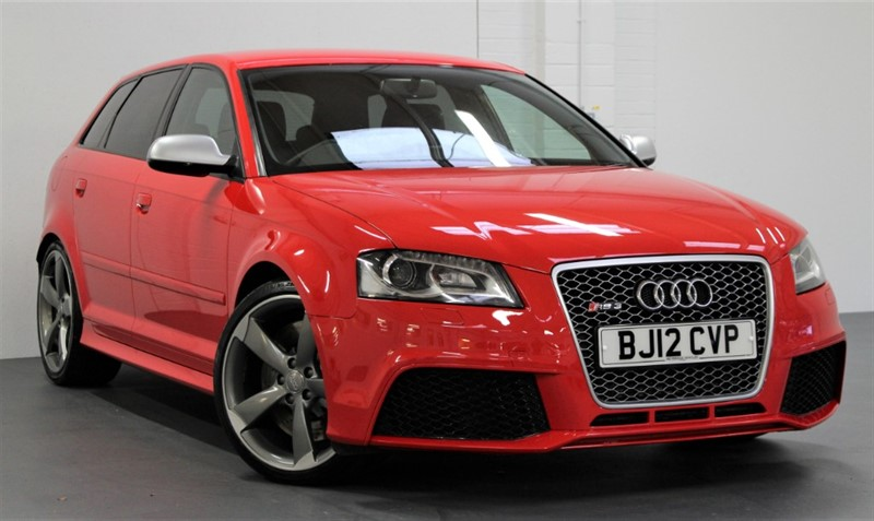 used Audi RS3 T FSi Quattro [340] (OUTSTANDING EXAMPLE !!) in west-byfleet-surrey