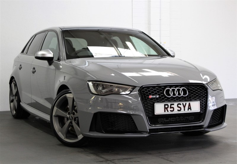 used Audi RS3 Quattro [362] (FREE MAINLAND UK DELIVERY !!) in west-byfleet-surrey