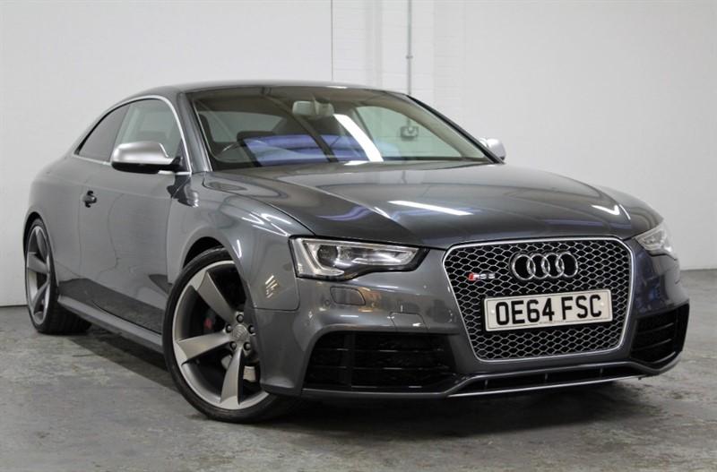 used Audi RS5 FSi Quattro [450] (HUGE SPEC !! BEST COLOUR !!) in west-byfleet-surrey