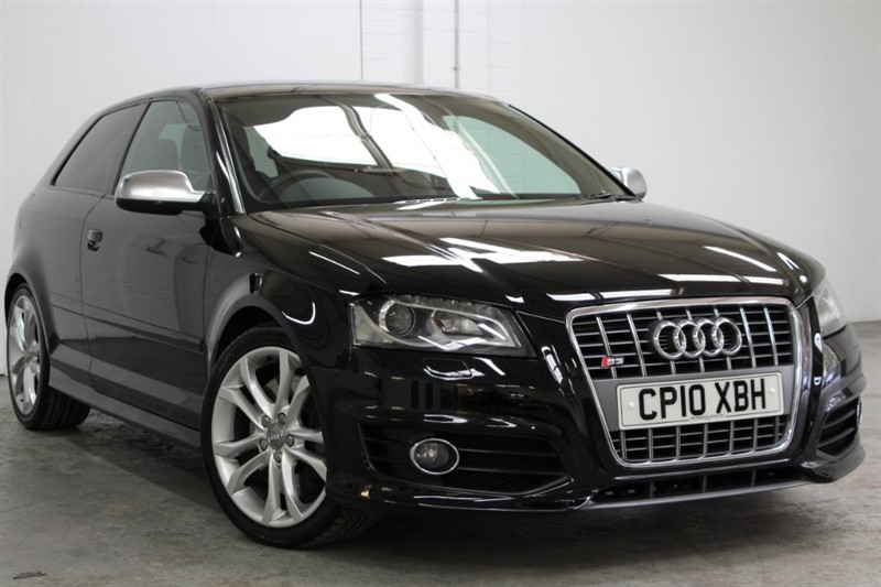 used Audi S3 T FSi Quattro [270] (LOVELY EXAMPLE !!) in west-byfleet-surrey