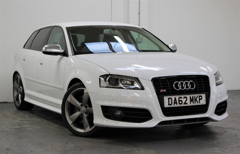 used Audi S3 T FSi Quattro Black Edition [270] (1 PRIVATE OWNER FROM NEW !!) in west-byfleet-surrey