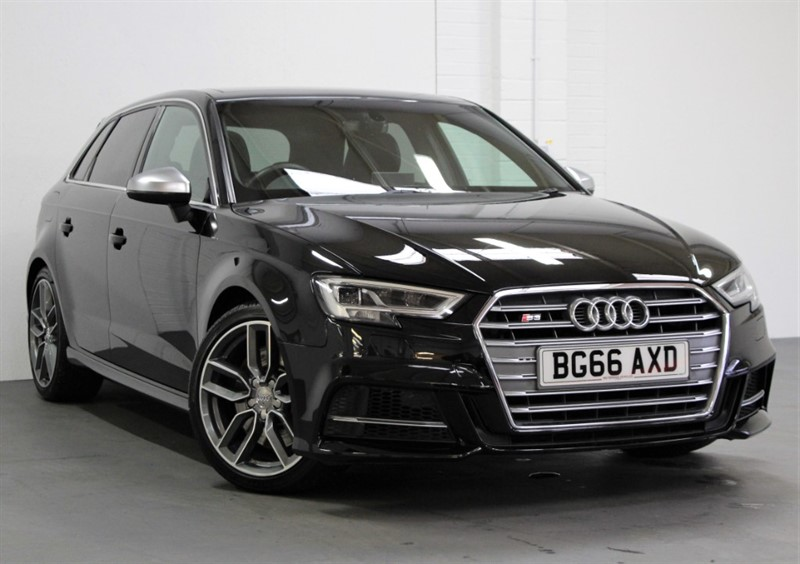 used Audi S3 T FSi Quattro [310] (PAN ROOF !! TECH PACK !!) in west-byfleet-surrey