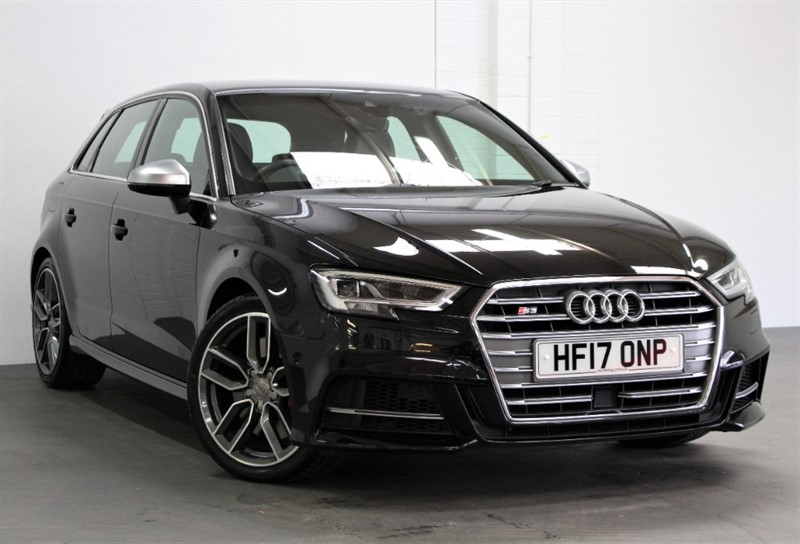 used Audi S3 T FSi Quattro [310] (FREE MAINLAND UK DELIVERY !!) in west-byfleet-surrey