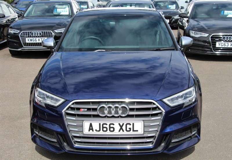 Used Audi S3 T FSi Quattro [310] (ADV TECH PACK !! HUGE SPEC