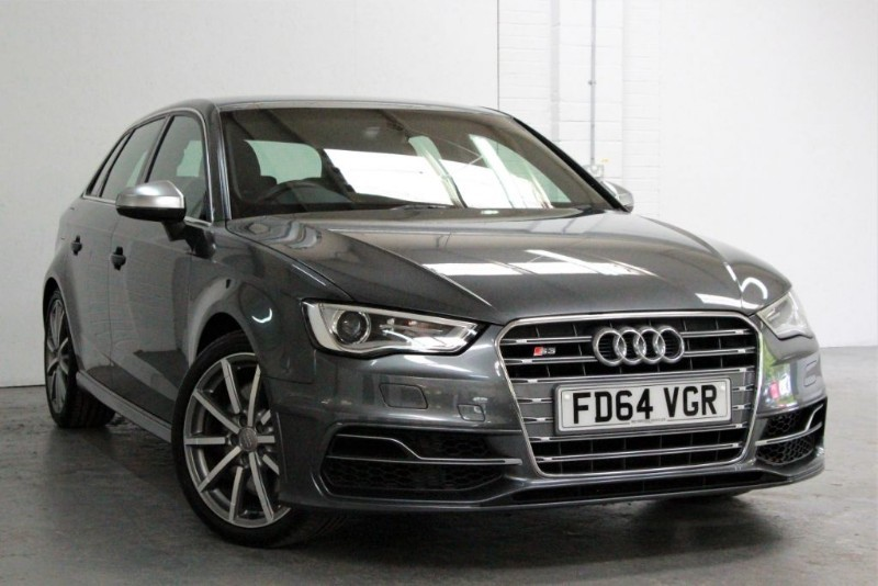 used Audi S3 T FSi Quattro [300] (BEST YOU WILL SEE !!) in west-byfleet-surrey