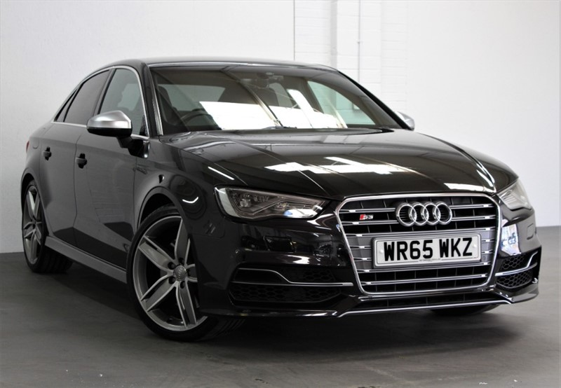 used Audi S3 T FSi Quattro [300] (FREE MAINLAND UK DELIVERY !!) in west-byfleet-surrey