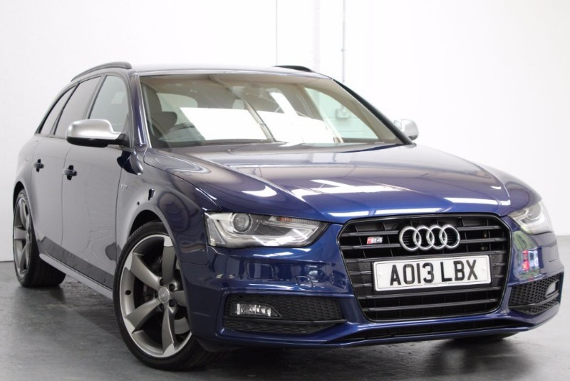 used Audi S4 Avant T FSi Quattro Black Edition [333] (BEST YOU WILL SEE !!) in west-byfleet-surrey