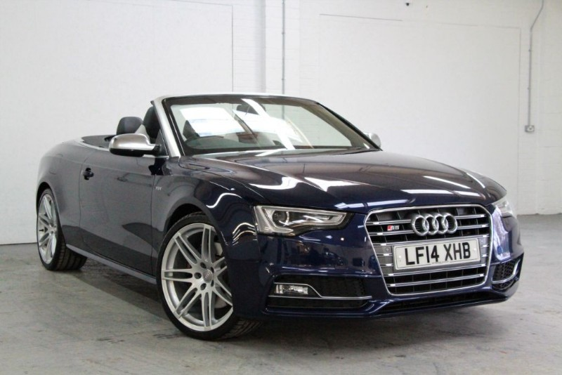 used Audi S5 T FSi Quattro [333] (JUST STUNNING !! BIG SPEC !!) in west-byfleet-surrey