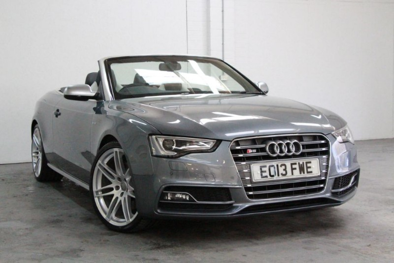 used Audi S5 T FSi Quattro [333] (HUGE SPEC !! BEAUTIFUL CAR !!)  in west-byfleet-surrey