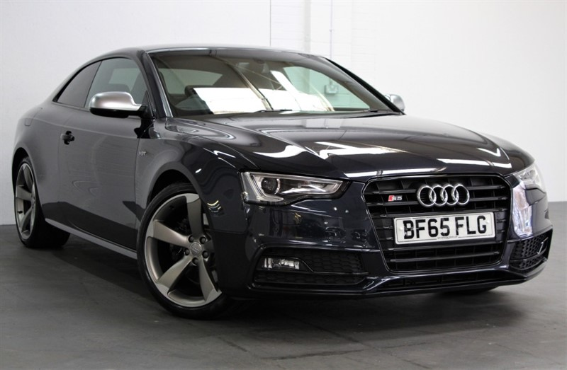 used Audi S5 T FSi Quattro Black Edition [333] (FREE MAINLAND UK DELIVERY !!) in west-byfleet-surrey