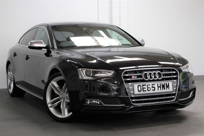 used Audi S5 T FSi Quattro [333] (FREE MAINLAND UK DELIVERY !!) in west-byfleet-surrey