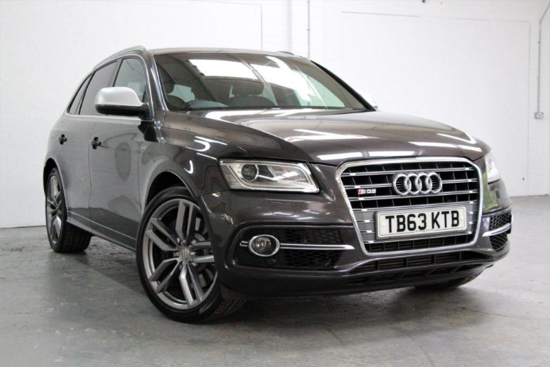 used Audi SQ5 BiTDi Quattro [313] (BEST YOU WILL SEE !!) in west-byfleet-surrey