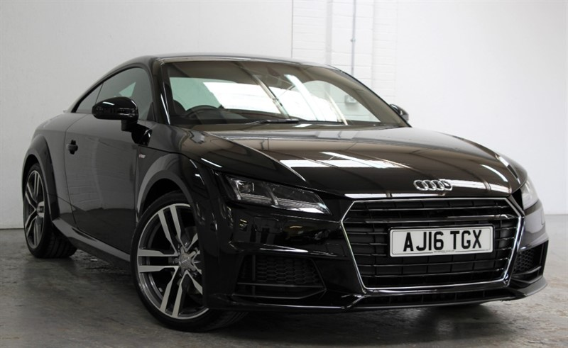 used Audi TT T FSi S Line [177] (VIRTUAL COCKPIT !! GREAT CAR !!) in west-byfleet-surrey