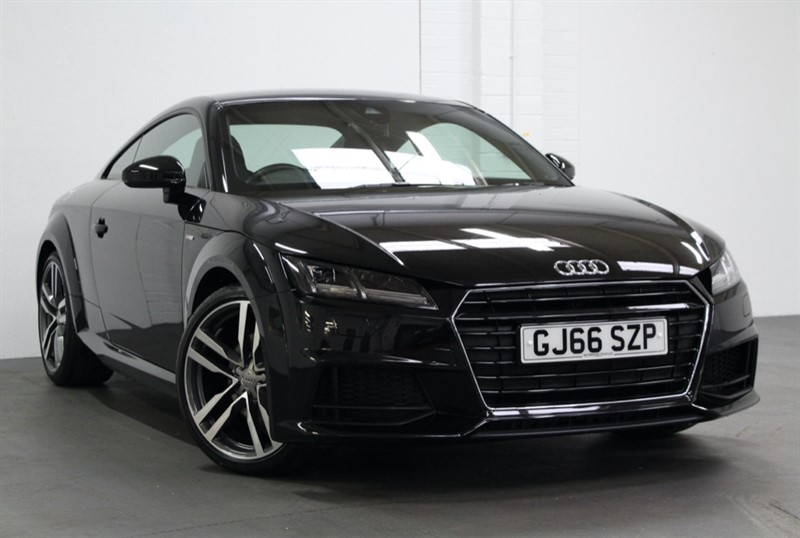 used Audi TT T FSi S Line [230] (FREE MAINLAND UK DELIVERY !!) in west-byfleet-surrey