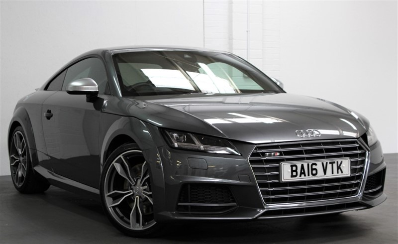used Audi TTS T FSi Quattro [310] (FREE MAINLAND UK DELIVERY !!) in west-byfleet-surrey