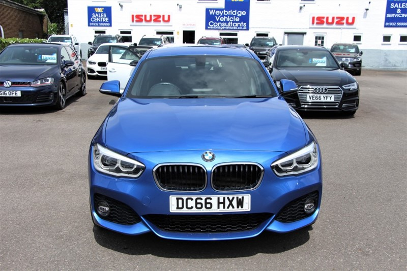 used BMW 120d XDrive M Sport Plus [190] (FREE MAINLAND UK DELIVERY !!)3 in west-byfleet-surrey