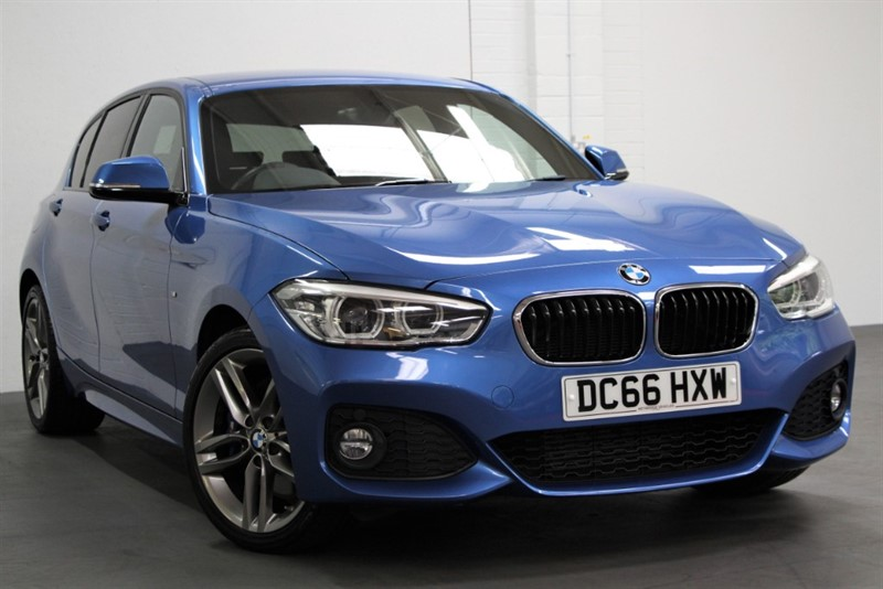 used BMW 120d XDrive M Sport Plus [190] (FREE MAINLAND UK DELIVERY !!) in west-byfleet-surrey
