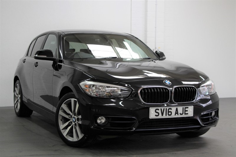 used BMW 120d XDrive Sport [190] (FREE MAINLAND UK DELIVERY !!) in west-byfleet-surrey