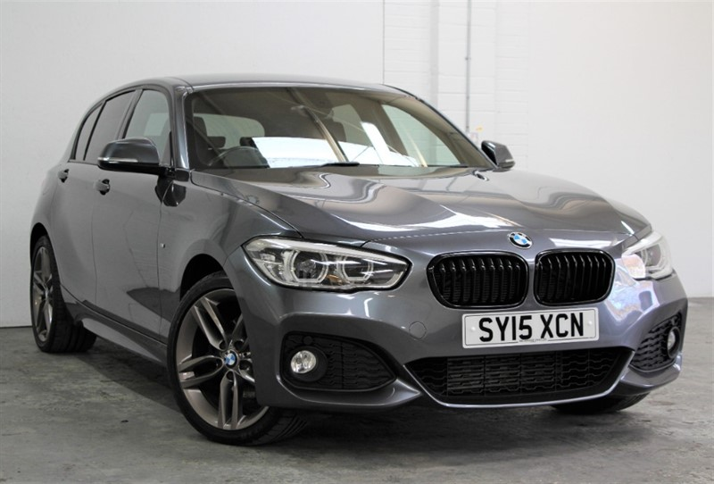 used BMW 120d XDrive M Sport [190] (SOUGHT AFTER 4X4 !! GREAT SPEC !!) in west-byfleet-surrey