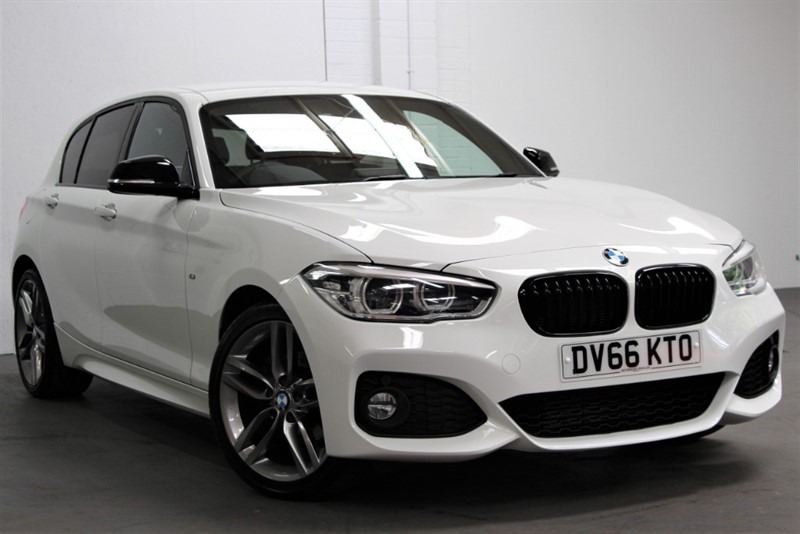 used BMW 120d M Sport [190] (FREE MAINLAND UK DELIVERY !!) in west-byfleet-surrey