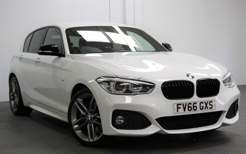 used BMW 120i M Sport Plus [190] (FREE MAINLAND UK DELIVERY !!) in west-byfleet-surrey