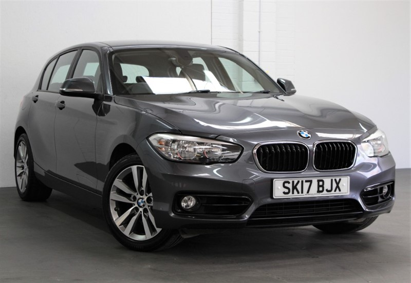 used BMW 120i Sport [190] (FREE MAINLAND UK DELIVERY !!) in west-byfleet-surrey