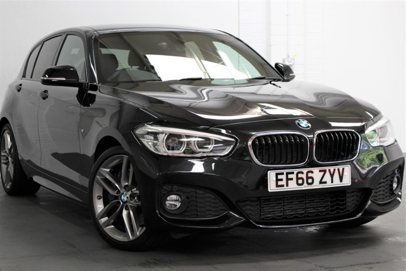 used BMW 125d M Sport Plus [221] (FREE MAINLAND UK DELIVERY !!) in west-byfleet-surrey