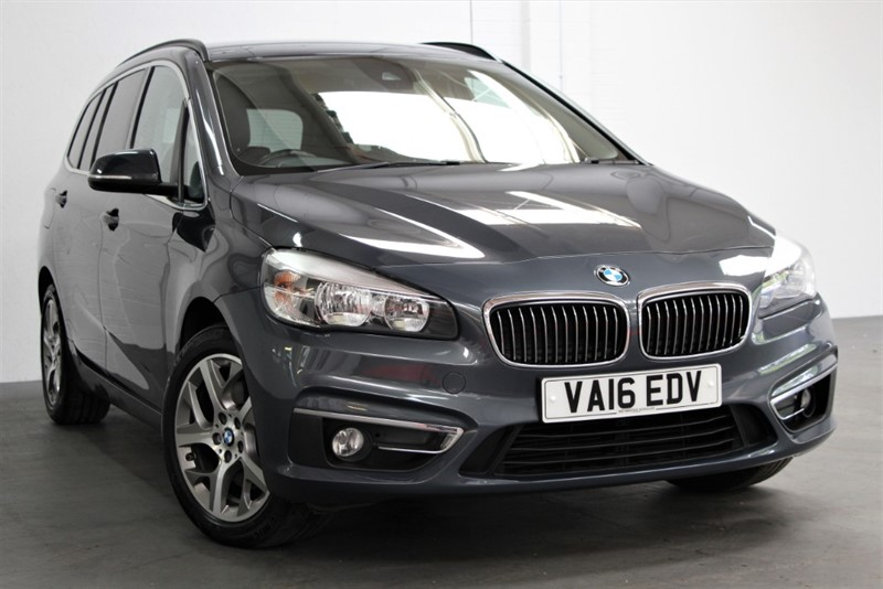 used BMW 218i Luxury Gran tourer [134] (FREE MAINLAND UK DELIVERY !!) in west-byfleet-surrey