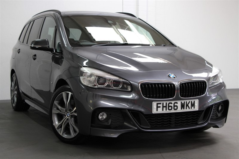 used BMW 220d XDrive M Sport [190] (FREE MAINLAND UK DELIVERY !!) in west-byfleet-surrey