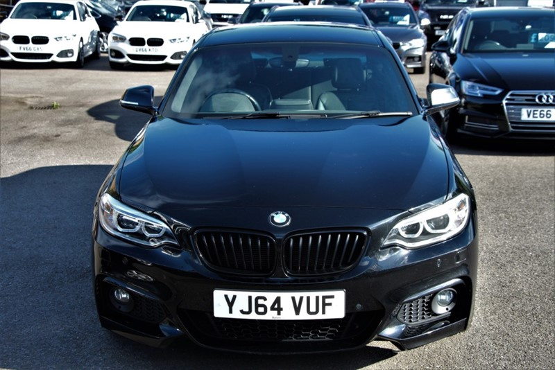 used BMW 220i M Sport [190] (FREE MAINLAND UK DELIVERY !!) in west-byfleet-surrey