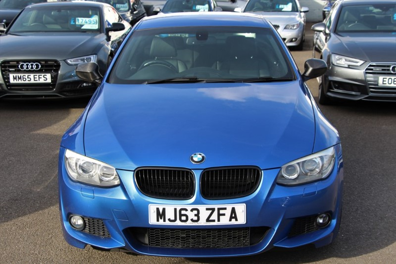 used BMW 320d M Sport [184] (VERY, VERY BEST YOU WILL SEE !!) in west-byfleet-surrey