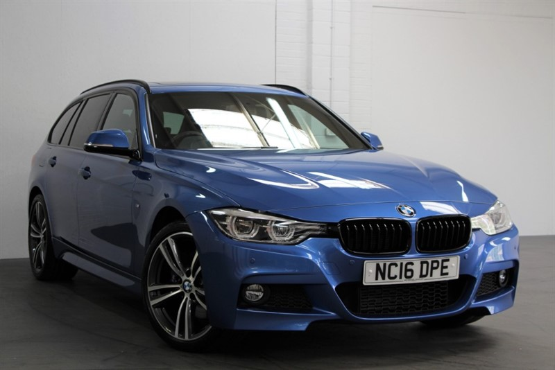 used BMW 320d XDrive M Sport Plus Touring [190] (FREE MAINLAND UK DELIVERY !!) in west-byfleet-surrey