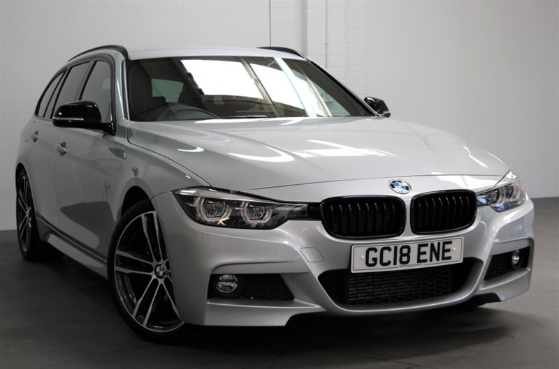 used BMW 320d M Sport Shadow Edition [190] (FREE MAINLAND UK DELIVERY !!) in west-byfleet-surrey