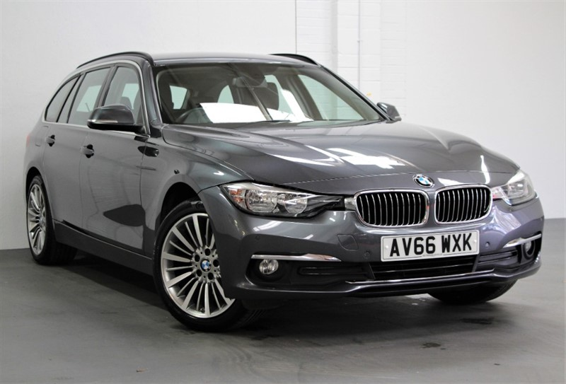 used BMW 320d XDrive Luxury Touring [190] (RARE 4X4 !! GREAT SPEC !!) in west-byfleet-surrey