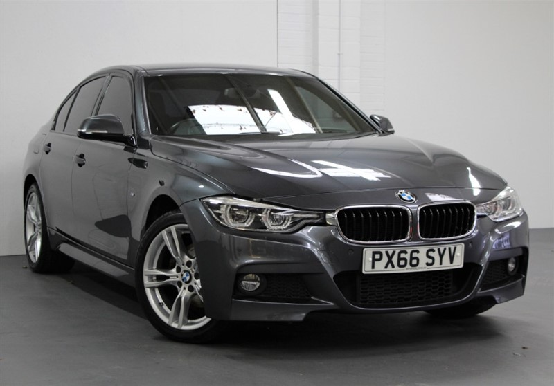 used BMW 320d XDrive M Sport [190] (SOUGHT AFTER XDRIVE 4X4 !!) in west-byfleet-surrey