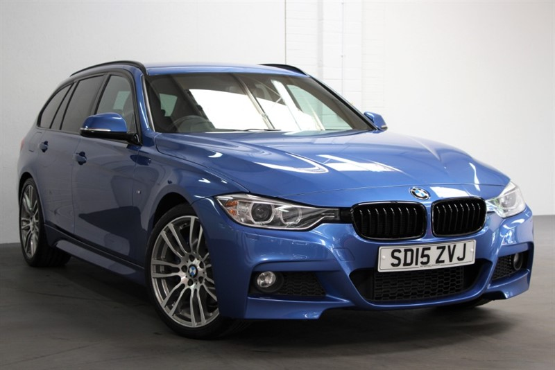 used BMW 320i M Sport Plus [190] (FREE MAINLAND UK DELIVERY !!) in west-byfleet-surrey