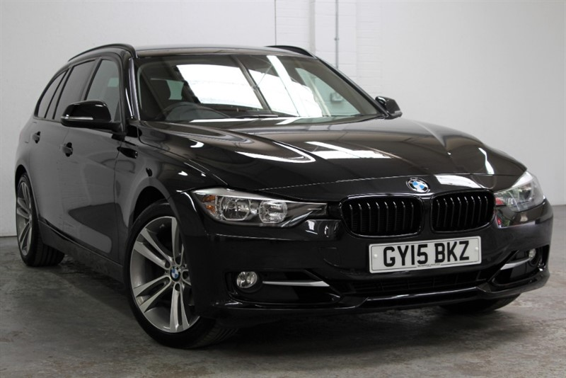used BMW 320i Sport Touring [184] (PRO NAV !! GREAT SPEC !!) in west-byfleet-surrey