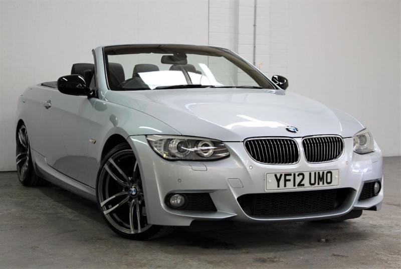 used BMW 330d Sport Edition Plus [245] (JUST STUNNING !!) in west-byfleet-surrey