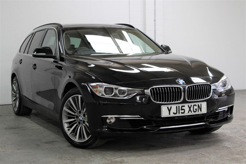 used BMW 330d XDrive Luxury Touring [260] (PAN ROOF !! FANTASTIC SPEC !!) in west-byfleet-surrey