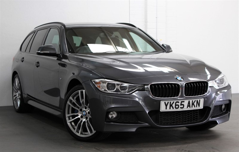 used BMW 330d XDrive M Sport Plus Touring [260] (FREE MAINLAND UK DELIVERY !!) in west-byfleet-surrey
