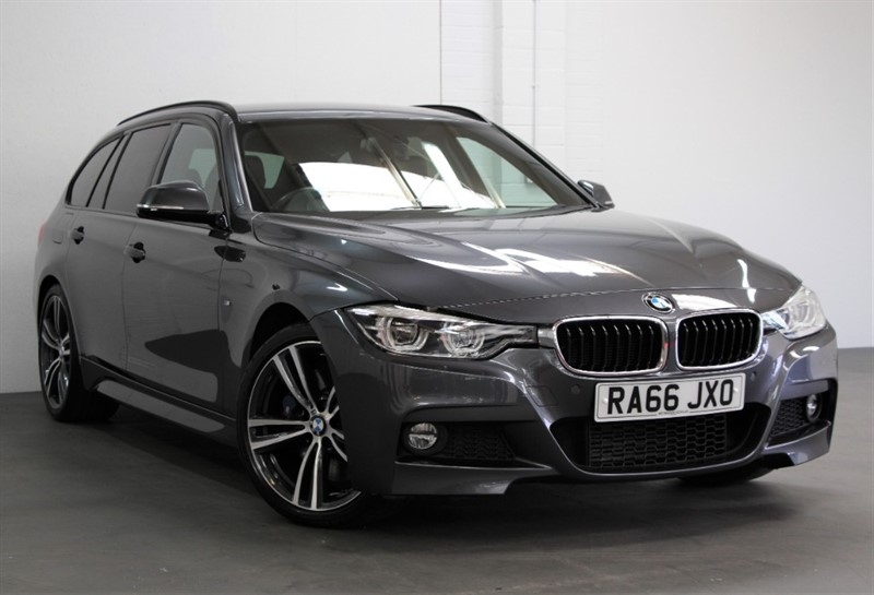 used BMW 330d M Sport Plus Touring [260] (FREE MAINLAND UK DELIVERY !!) in west-byfleet-surrey