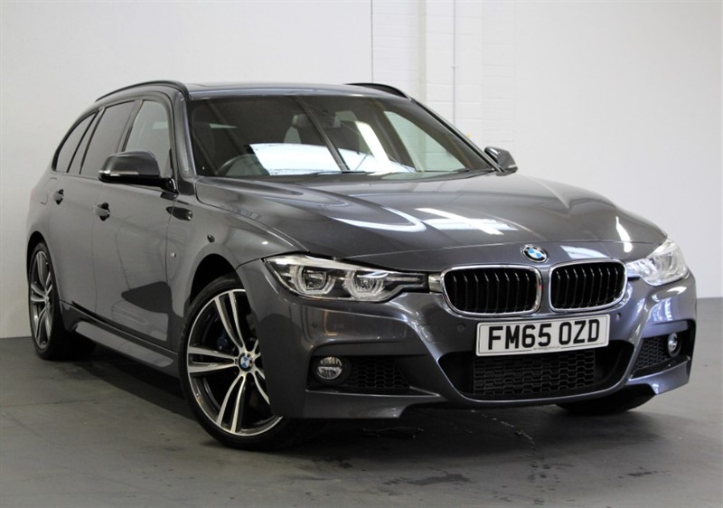 used BMW 335d XDrive M Sport Plus Touring [313] (PRO NAV !! BIG SPEC !!) in west-byfleet-surrey