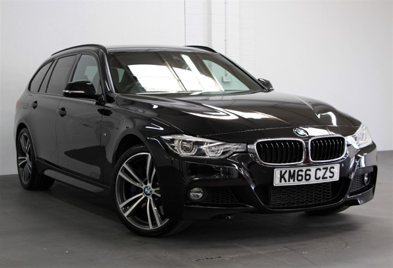 used BMW 335d XDrive M Sport Plus Touring [313] (FREE MAINLAND UK DELIVERY !!) in west-byfleet-surrey