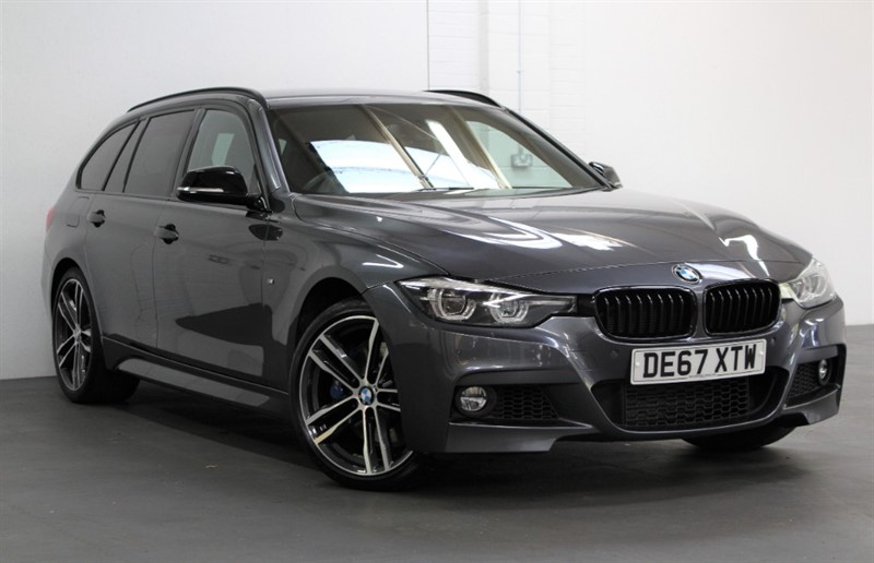 used BMW 335d XDrive M Sport Shadow Edition [313] (FREE MAINLAND UK DELIVERY !!) in west-byfleet-surrey